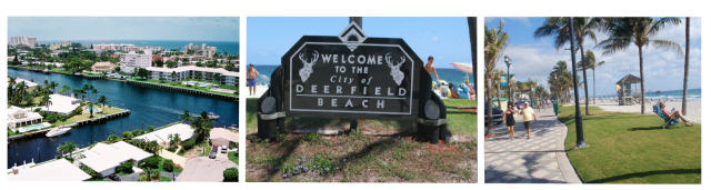 city of deerfield beach images